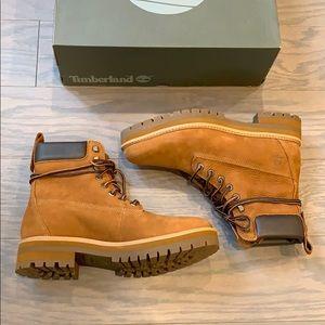 NIB Timberland Courma Guy Waterproof Boot - 10
